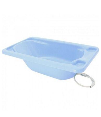 Banheira Galzerano Rígida 20 litros - azul