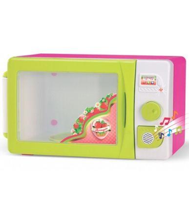 Brinquedo Microondas Magic Toys Moranguita - rosa