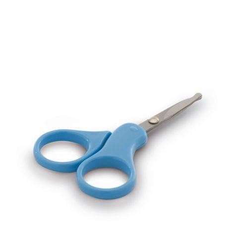 Tesoura Adoleta infantil - azul
