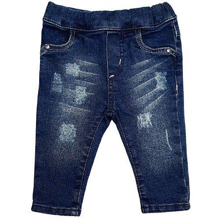 Calça Din Don feminina - jeans