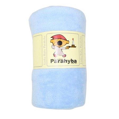 Cobertor infantil Parahyba Microfibra - azul
