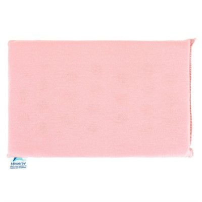 Travesseiro Minasrey Anti sufocante Billo - rosa