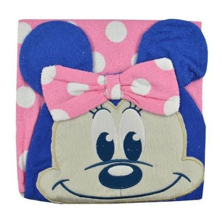 Toalha de banho Minasrey Minnie - rosa