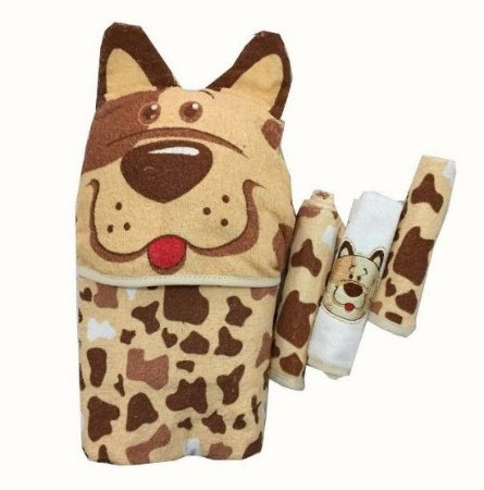 Kit Presente Minasrey Carinhas 4 peças - cachorrinho