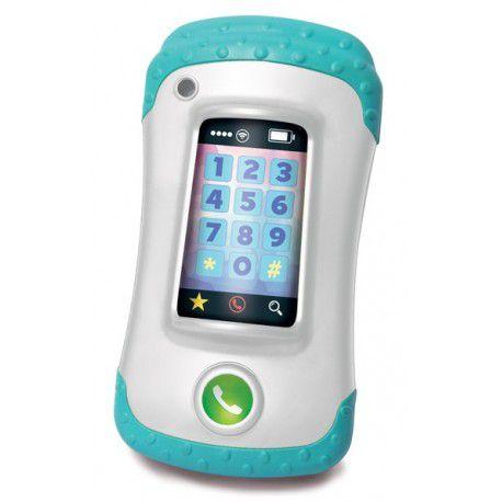 Smartphone Elka sonoro - branco e azul
