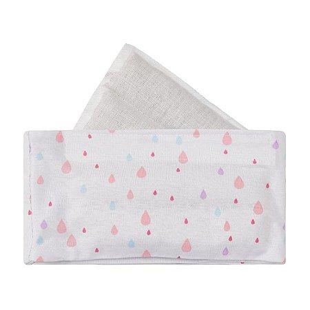 Faixa Térmica Papi bolsa com sementes - rosa