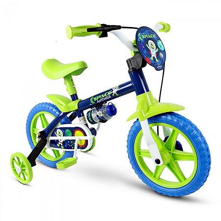 Bicicleta Nathor aro 12 - Space