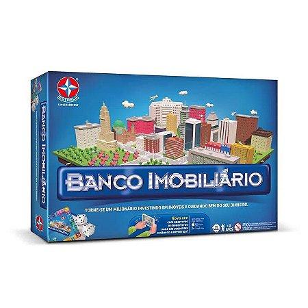 Jogo Estrela Banco Imobiliário 2 a 6 jogadores