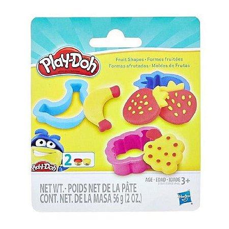 Massinha Hasbro Play Doh - molde de frutas
