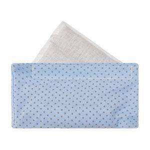 Faixa Térmica Papi bolsa com sementes - azul