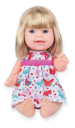 Boneca Super Toys Graziela  - cores e formas