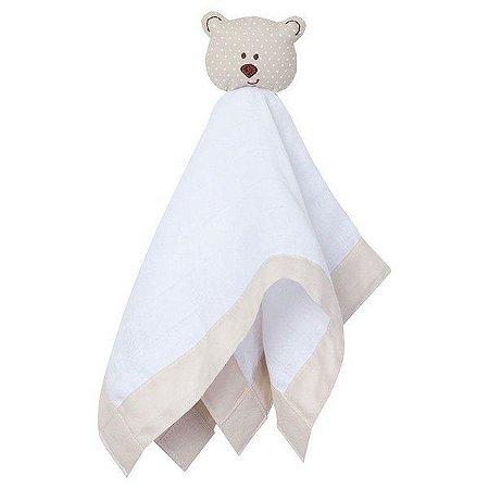Naninha Papi Toys Urso - Bege
