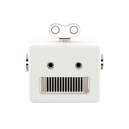 Caixa de som Bluetooth Robô