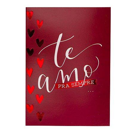 Cartão Perfumado - Amor Infinito