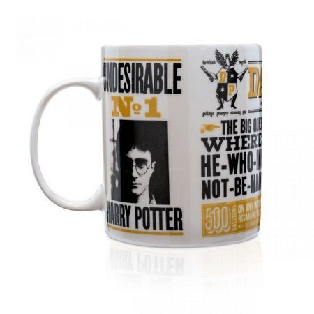 Caneca Profeta Diário - Harry Potter