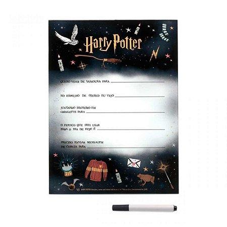 Quadro Customizável - Harry Potter