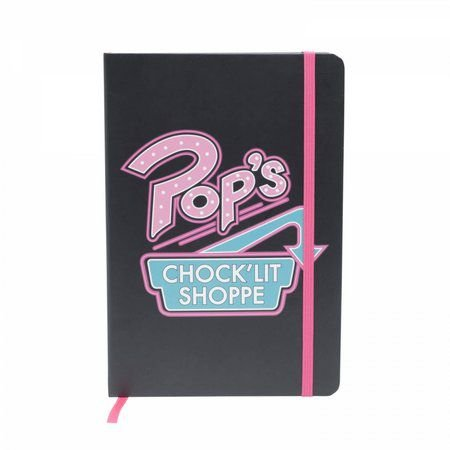 Caderneta de anotações - Riverdale