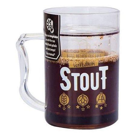 Mini Caneco Congelável Cervejinha Stout