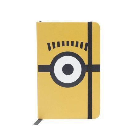 Caderneta Minions