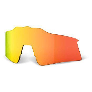 Lente Óculos 100% Speedcraft Espelhada Short