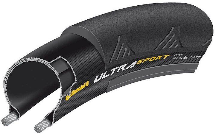 Pneu Speed Continental Ultra Sport II 700x28