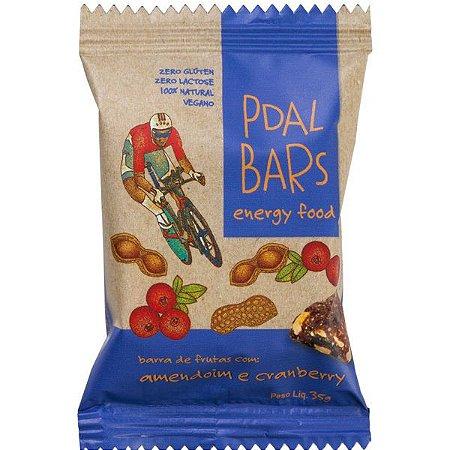 Barra de Frutas PdalBars - Amendoim e Cranberry