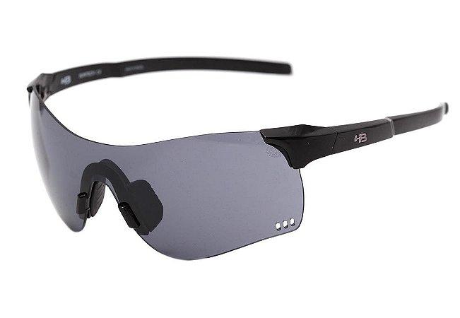 Óculos HB Quad F Black - Gray