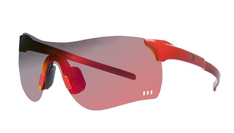 Óculos HB Quad F Fire - Red Chrome