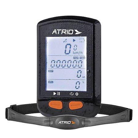 Kit Atrio GPS Steel + Cínta Cardíaca