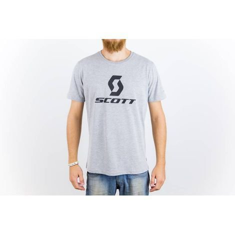 Camisa Casual Scott - Cinza