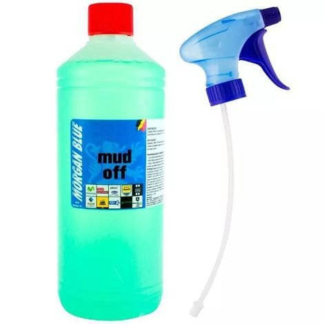 Detergente Mud Off Morgan Blue