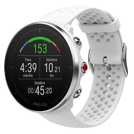 Monitor Cardíaco Polar Vantage M White