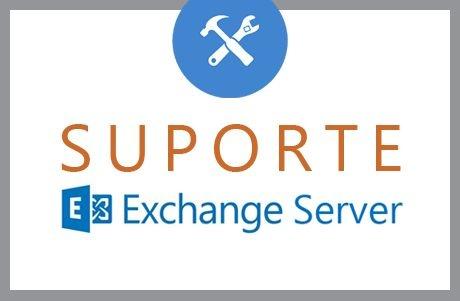 Suporte Especializado a Exchange Server