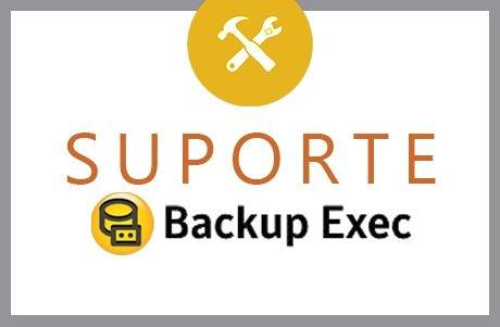 Suporte Especializado a Backup Exec