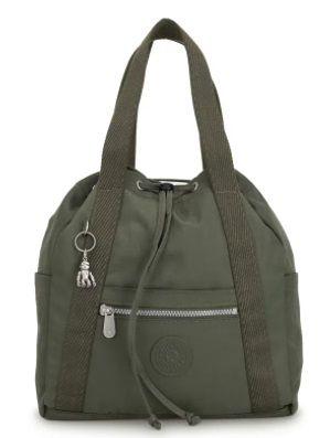 Mochila Kipling Art Backpack S - Verde