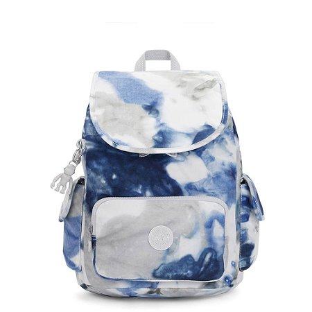 Mochila Kipling City Pack - Tie Dye Blue