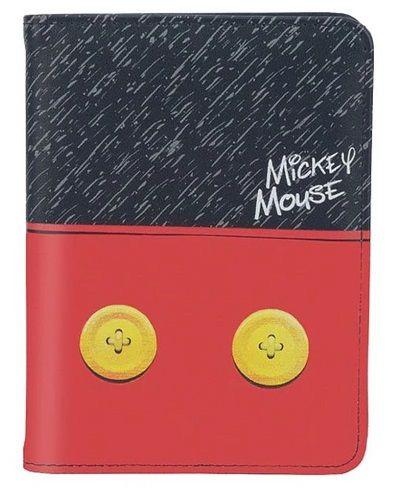 Porta Passaporte Disney Mickey Mouse