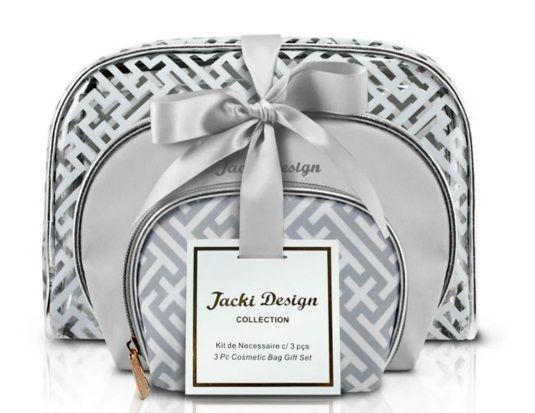 Jack Design Collection Necessaire - Cinza