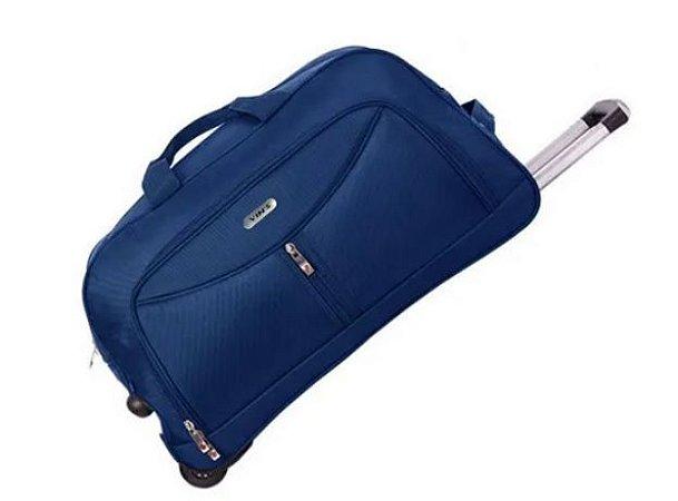 Novo Mala Sacola De Mão Bolsa Esportiva Yins Azul
