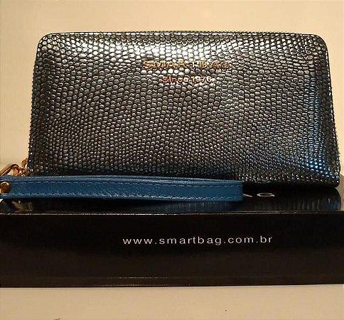 Carteira Smartbag -  Azul