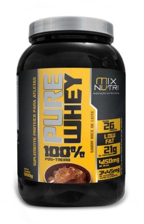 WHEY PURE 100%