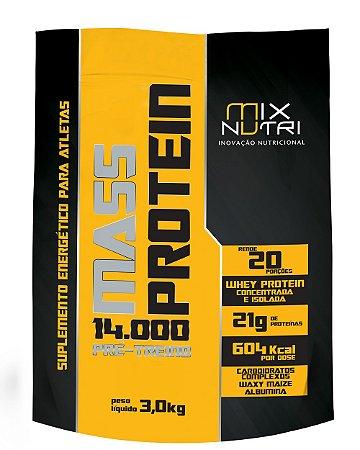 Mass Protein 14.000 3kg