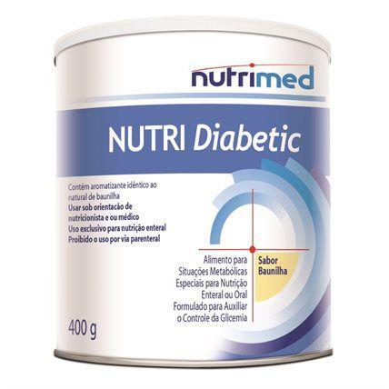 Nutri Diabetic LT 400g - NUTRIMED