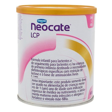 Neocate LCP LT 400g - DANONE