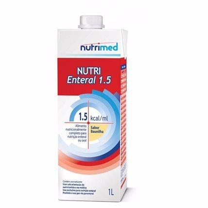 Nutri Enteral 1.5 - 1 Litro - NUTRIMED