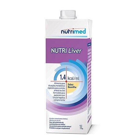 Nutri Liver - 1 litro - Nutrimed