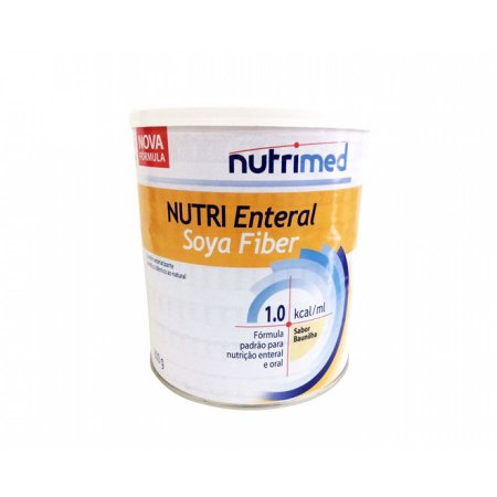 Nutri Enteral Soya Fiber 1.0 kcal Baunilha 800g