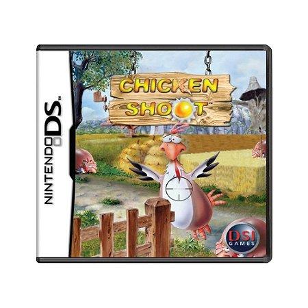 Jogo Chicken Shoot - DS