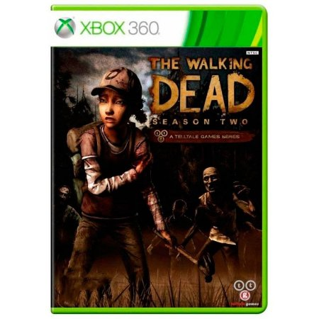 Jogo The Walking Dead: Season Two - Xbox 360
