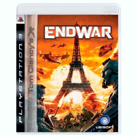Jogo Tom Clancy's: EndWar - PS3